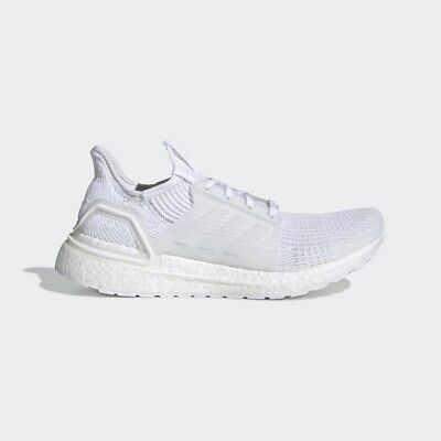 ADIDAS RUNNING ULTRA Boost 19 White Blue Men Lifestyle