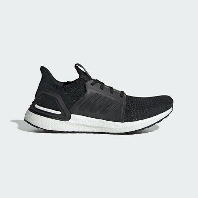 Adidas Running Ultra Boost 19 Black White Men Lifestyle Sneaker gym shoes G54009