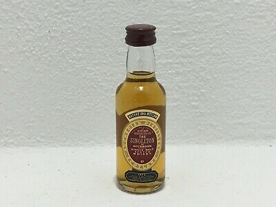 ! 1 Singleton Of Auchroisk 1975 Single Whisky Mini Miniaturflaschen Miniaturen