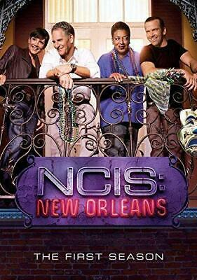 NCIS New Orleans Season 1 First Complete TV Series DVD Collection Box Set New