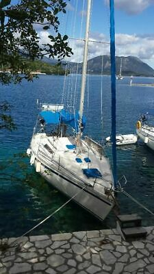 "Beneteau First 35 cruising yacht ""Alexis"",based Lefkada in Greece"