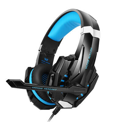 AU_ KOTION EACH G9000 3.5mm Wired USB Stereo Gaming Headset Headphones for PS4 C