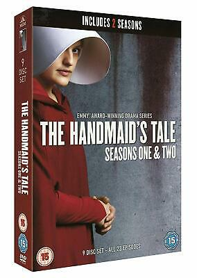 The Handmaids Tale Season 1-2 TV Series DVD Box Set Complete Collection DVD UK