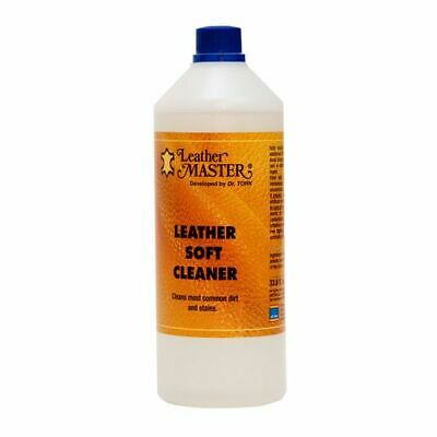 NEW Multimaster Leather Master Soft Cleaner, 1L