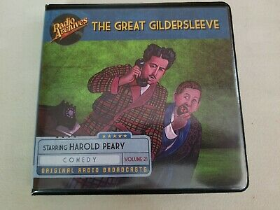 The Great Gildersleeve - Volume 21 (Radio Archives) 6 CDs