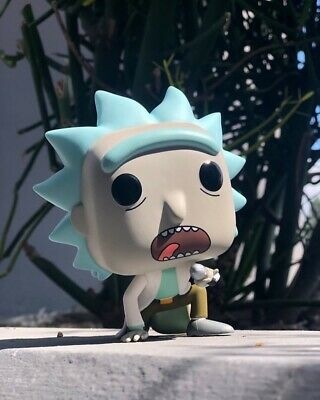 Funko Pop Rick & Morty Rick Get Schwifty Hot Topic Exclusive