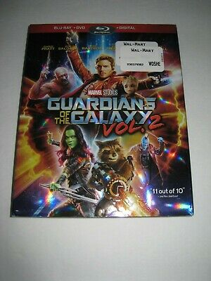 Guardians of the Galaxy Vol 2 (Blu Ray slip cover only) No Disc No Blu Ray
