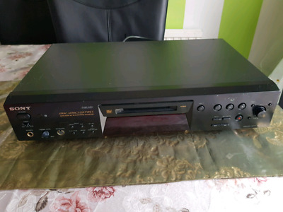 Sony MDS-JE780 Minidisc Deck Hi-Fi Stereo Separate MDLP MD Player ATRAC3 TYPE-S