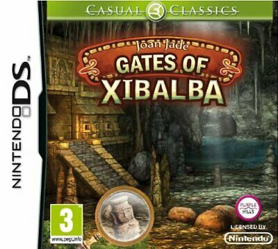 Joan Jade and the Gates of Xibalba (Nintendo DS) - Game  2YVG The Cheap Fast