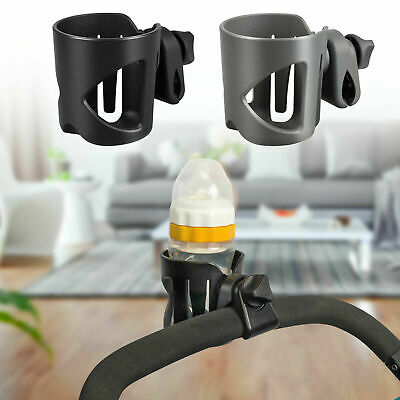 Universal Milk Bottle Cup Holder for Baby Stroller Pushchair Buggy Pram Bicycle