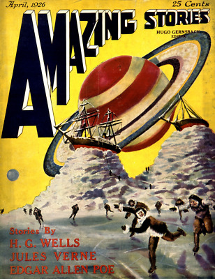 Print & Sell 130 Thrilling 'Print Ready' Vintage Sci-Fi Comic Covers - FREE P&P