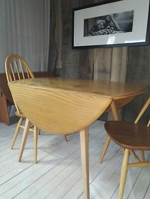 Ercol Windsor Drop Leaf Table by Simply Ercol Guild of Master Craftsmen