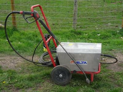 Hilta 110v TW1500 Electric Pressure Washer 1500psi Year 2013