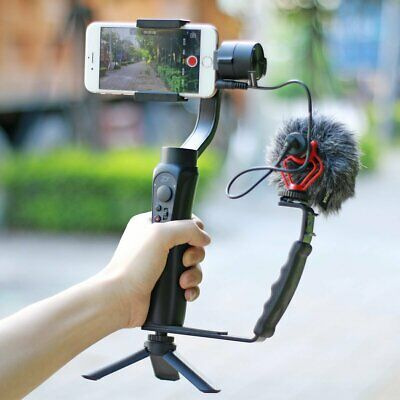 BOYA BY-MM1 Video Microphone Shotgun Mic With Shock Mount For Smartphone Camera