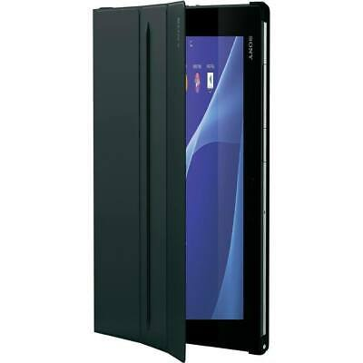 Original Sony SCR12 Style Case Cover Stand Xperia Z2 Tablet schwarz