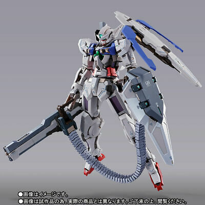 METAL BUILD Gundam Astraea + Proto GN High Mega Launcher  Figure From Japan