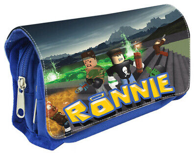 Personalised Boys Superhero Purse//Wallet or Pencil Case Word Colour Choice Gift
