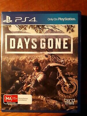 Days Gone PS4 Game NEW