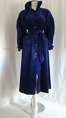 Laura Ashley Vintage Corduroy Coat One Size