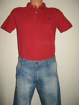 Worn Once Boys Ted Baker Bundle Polo T-Shirt Dark Blue Straight Jeans Age 13-14