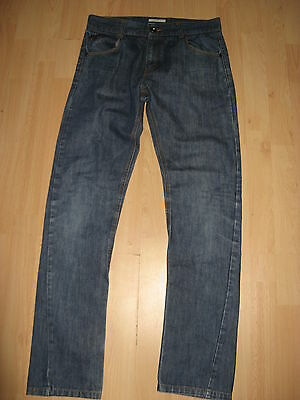 Worn Once Boys Jasper Conran Classic Blue Straight Leg Jeans Age 13-14 Approx 29