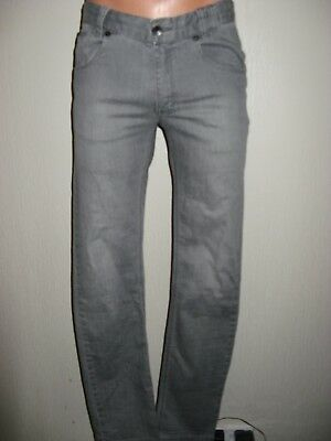 Worn Once Boys Hugo Boss Slim Fit Stretch Straight Leg Grey Jeans Age 12-13-14