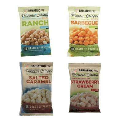 BariatricPal Protein Crisps - Variety Pack