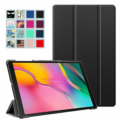 Smart Stand Leather Case Cover For 2019 Samsung Galaxy Tab A 10.1 SM-T510/T515