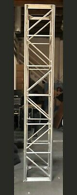 """Thomas Engineering 10' long 20.5"""" Square Plated Truss  USED Great Condition"""