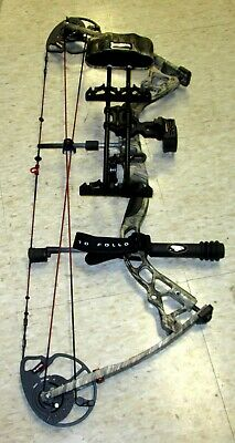 PRE-OWNED BOWTECH DIAMOND Core 40-70 LB, 25