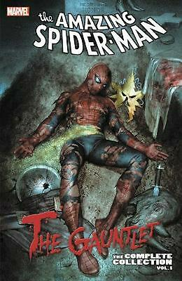 Spider-man: the Gauntlet - the Complete Collection Vol. 1 by Marvel Comics Paper