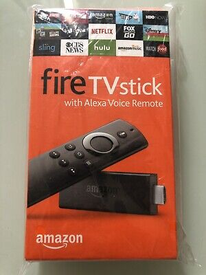 Amazon Fire TV Stick with Alexa Voice Remote - (Hacked)