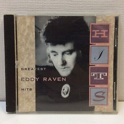 Greatest Hits by Eddy Raven (CD, Sep-1990, Warner Bros.) Acceptable • FREE S/H‼