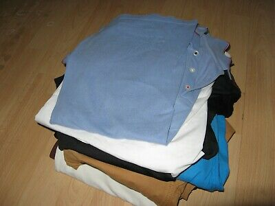 Boys Clothes Bundle 3 Short Sleeve T-Shirts Next Cuffed Jeans Grey Boxers Age 16