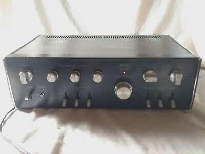 Sansui AU-5500 Integrated Stereo Amplifier