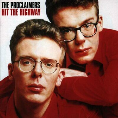 Proclaimers - Hit the Highway - Proclaimers CD 3PVG The Cheap Fast Free Post The