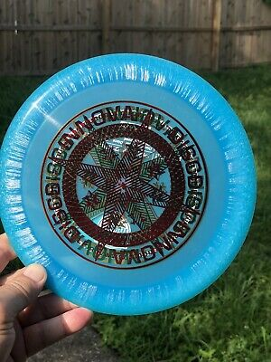 Innova  DM C-Line PD-2 (Chaos) Multi Proto Star Stamped Golf Disc 168g