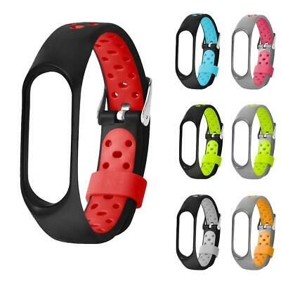 For Xiaomi Mi Band 4 Replacement Sports Silicone Strap Wristband Bracelets New
