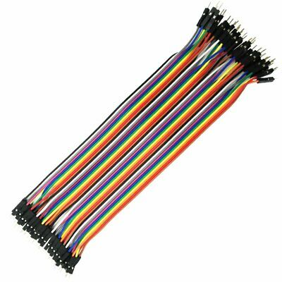 1PC 20cm Jumper Wire Dupont Cable Dupont Line For Arduino F/F F/M M/M UG