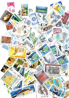 FRANCE lot de 180 timbres en EURO Neuf ** Faciale 100 €