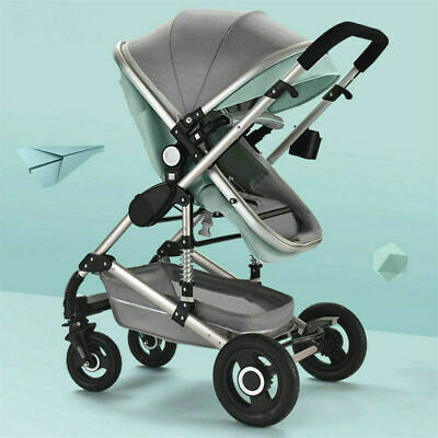 2 In 1 Infant Travel Baby Stroller Foldable Pram Car Pushchair New Born Carriage