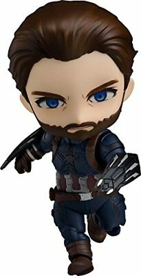 Good Smile Nendoroid Captain America: Infinity Edition (Avengers: Inf From japan