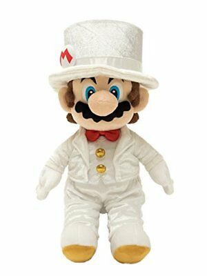 Super Mario Odyssey Plush OD02 Mario Wed From japan
