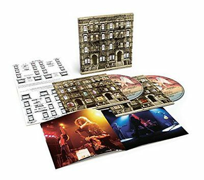 Led Zeppelin-Physical Graffiti (Standerd Edition)-Japan 2 Cd F83