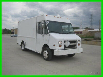 1998 FREIGHTLINER P700 MT45 Fedex Step Van Cummins Diesel