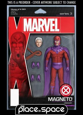 (Wk30) House Of X #1C - Action Figure Variant - Preorder 24Th Jul