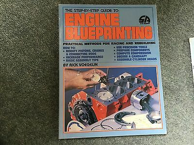 Engine Blueprinting by Rick Voegelin