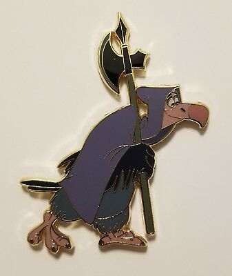 Fantasy Disney Pin. Nutsy from Robin Hood. Disney Bird Pin
