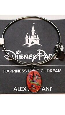 Disney Mickey's Not So Scary Halloween Party  2018 Alex and Ani Event Bangle. Z3