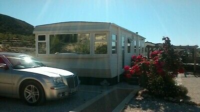 Static Caravan In Sunny Spain